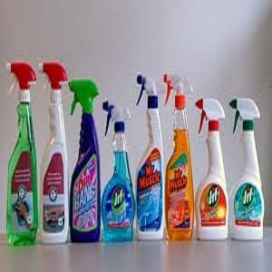 SPRAY VASKEMIDDLER