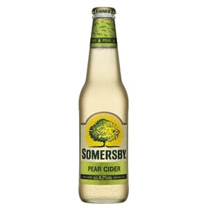 SOMMERSBY PEAR CIDER 4,5% 24X33CL