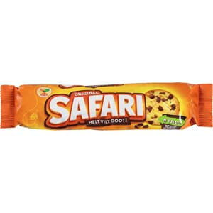 SAFARI COOKIES 200G