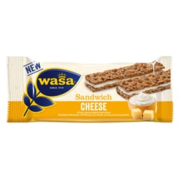 WASA SANDWICH CHEESE 30G