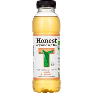 HONEST PEACH ROSEMARY 12X375ML