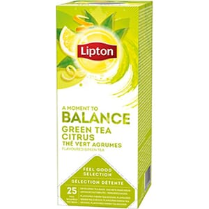Green Tea Citrus Te 25bg