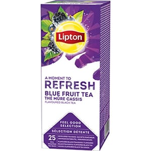BLUE FRUIT TE LIPTON 25BG