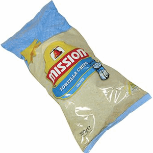 TORTILLA CHIPS MISSION 700G