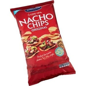 TORTILLA CHIPS NACHO 475G