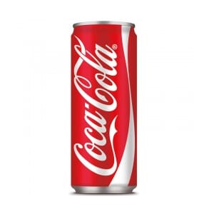 COCA-COLA SLEEK BOKS 24X33CL