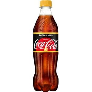COCA COLA ZERO SUGAR LEMON 24X0,5L