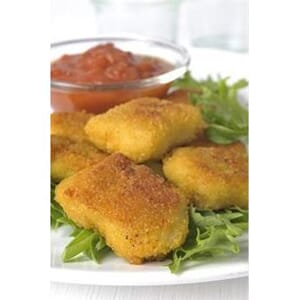 CHICKEN NUGGETS PANERT, 5KG