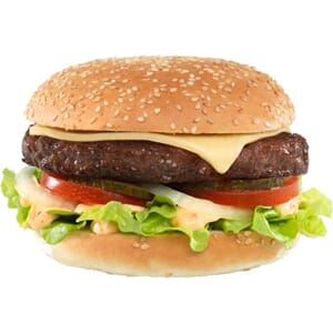 HAMBURGER HALAL 33X160G