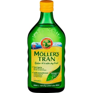 MØLLERS TRAN NATURELL 250ML