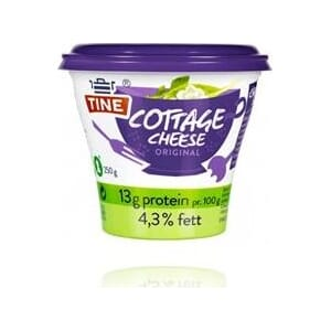TINE COTTAGE CHEESE 250G