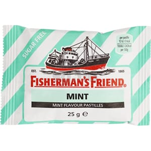 FISHERMAN S FRIEND MINT STRIPE 25G