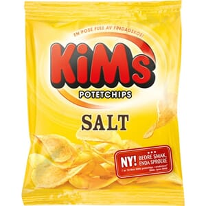 Potetchips Salt 30g