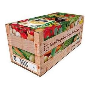 CHICKEN TIKKA SUPPE 4X2,5L