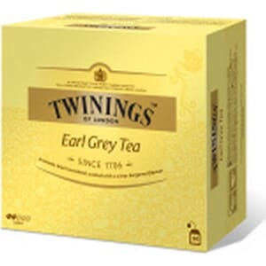 TWININGS EARL GREY 100BG