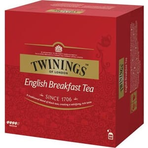 ENGLISH BREAKFAST TEA 100 POSER